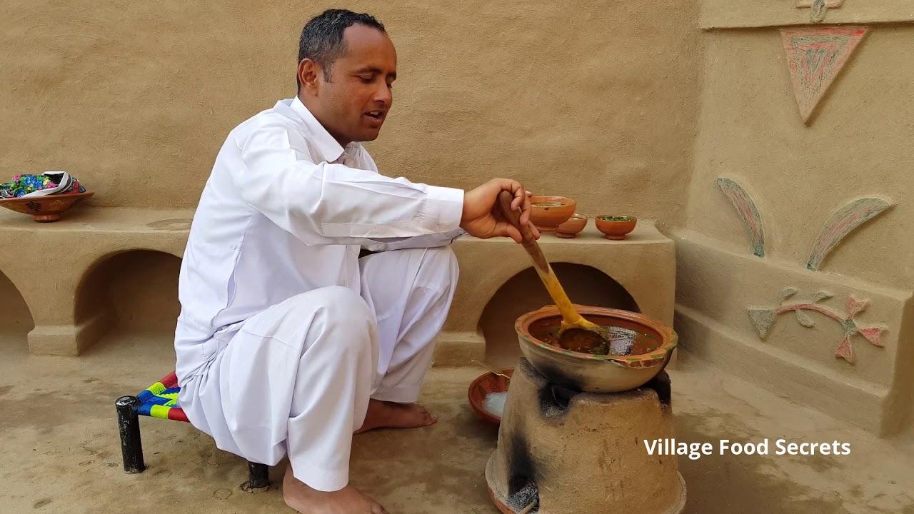 Pech Di Curry Wala Saag Recipe | Saag | Saag Recipe | Sarson Ka Saag Recipe | Village Food Secrets
