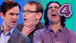 Sean Lock FREAKS Everyone Out With His Bedtime Routine!!   Best Sean 8 Out Of 10 Cats   Series 11