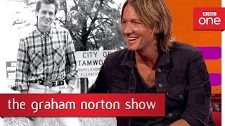 Throwback photos of Keith and Alan - The Graham Norton Show 2017: Episode 7 Preview – BBC One