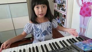 Celine Yeung - Casio LK265 Chordana Play