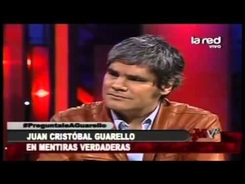 Juan Cristobal Guarello, entrevista en MV 15/11/2012.-