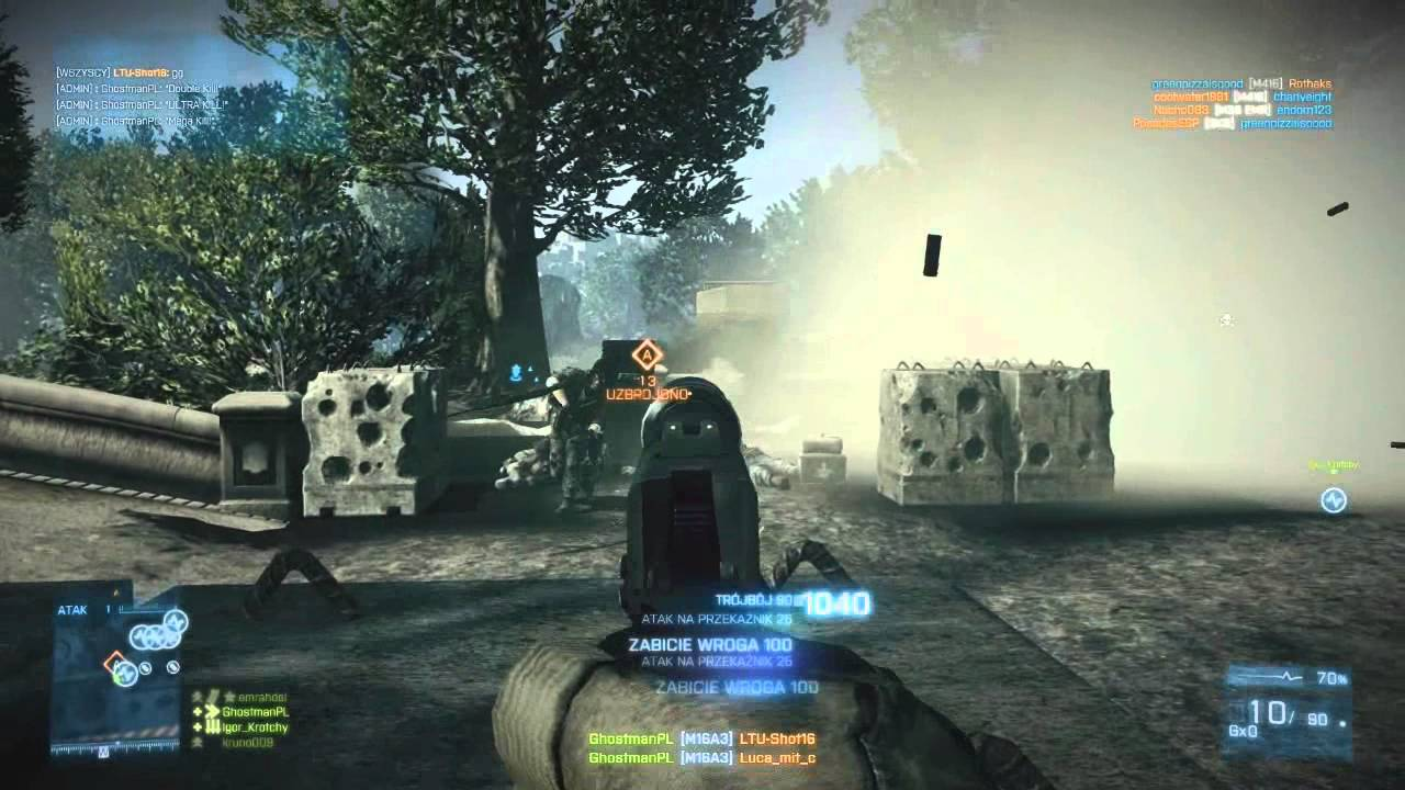 how to get the m1911 in bf3