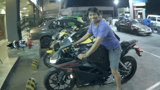 10,000 rpm Yamaha R15 Racing Motorcycle