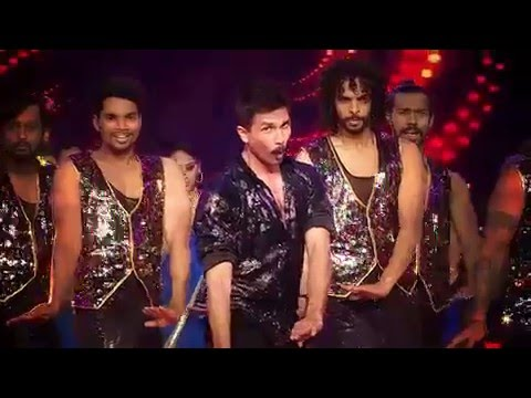 Shahid  kapoor performance femina miss india 2016 choreogrphed by inder sharma