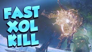 FASTEST Xol Kill Possible! Will Of The Thousands Nightfall [Destiny 2]