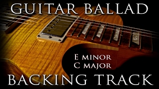 download lagu Instrumental Guitar Ballad Backing Track E Minor G Major gratis