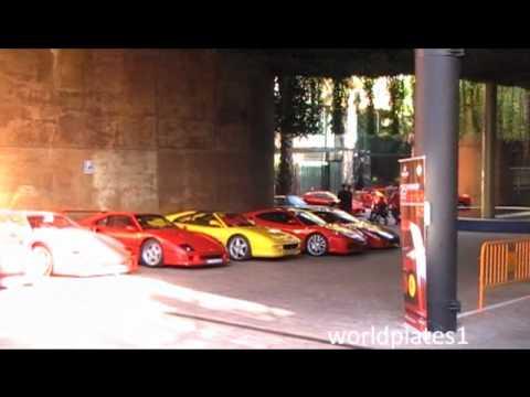 Millions of Ferrari F40 Enzo...!!