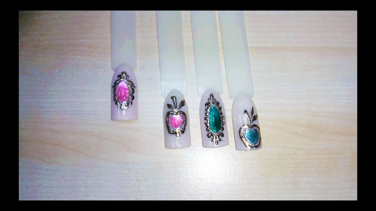 Жидкие камни для ногтей как сделать 654