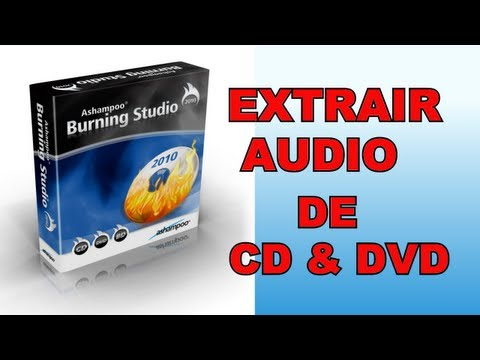Extrair Audio de CD e DVD e Converter para Mp3 - Video Aula 03