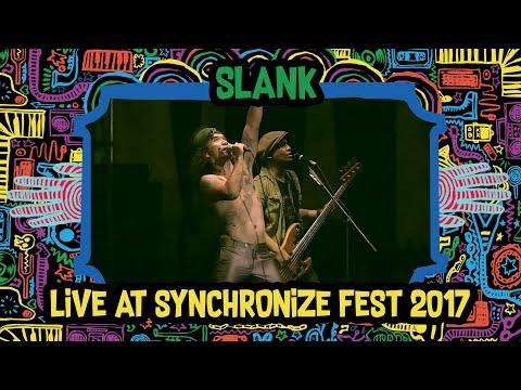 Slank Live At SynchronizeFest - 8 Oktober 2017
