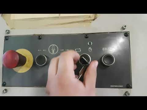 Mazak VTC-200B szerszámváltási hiba