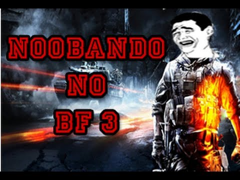 Battlefield 3 Multiplayer - Noobando no jogo