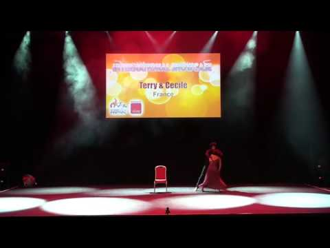 Sydney Latin Festival 2017 - TERRY & CECILE 1st SHOW