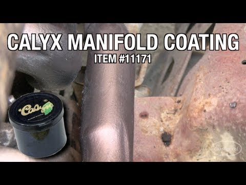 Calyx Manifold Coating from Eastwood