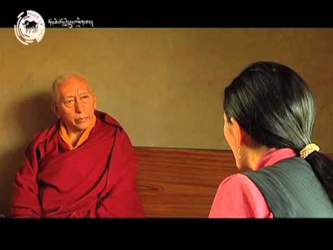 VOT's Interview with Prof. Samdong Rinpoche-Special program on Dalai Lama's re-incarnation statement