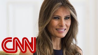 Melania Trump entire CNN interview (Part 1 with Anderson Cooper)