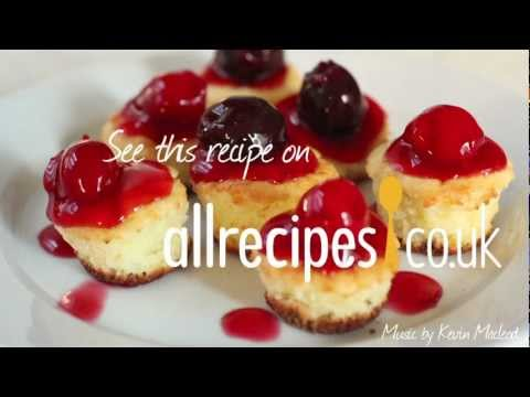 Moreish mini cheesecakes &#8211; Easy recipe &#8211; Allrecipes.co.uk