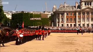 The Queen's Birthday Parade - 2017
