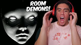 THIS IS WHAT HAVING SLEEP PARALYSIS FEELS LIKE | Free Random Games