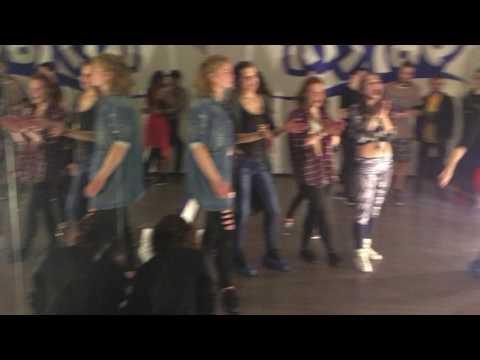 INSIDE DANCE STUDIO | DH Battles | Идол vs Алёна (win)