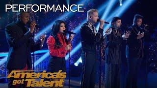 "Pentatonix Sings ""Where Are You, Christmas?"" - Darci Lynne: My Hometown Christmas Performance"