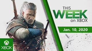 Easy Achievements in The Witcher 3 and more Xbox News