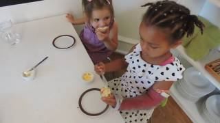 A Day at Montessori International Preschool