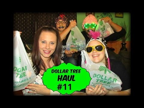 DOLLAR TREE HAUL #11