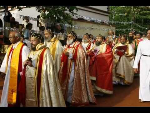 Mar Thoma Syrian Church Welcome Song video