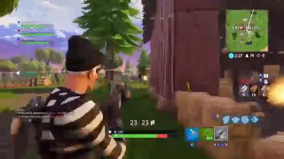 Fortnight game play