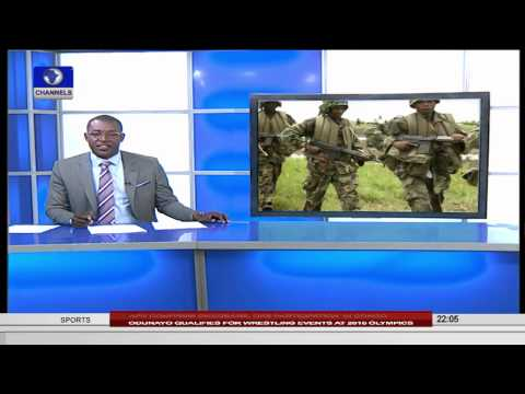 News@10: Buhari, Togolese President Meet Over Security 10/09/15 Pt. 1