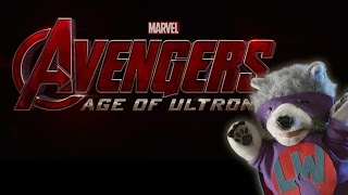Marvel's Avengers: Age of Ultron NEW Trailer Voice Over!