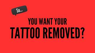 Best Laser Tattoo Removal Clinic Toronto Richmond Hill Ontario | Get Your Tattoo Permanently Removed
