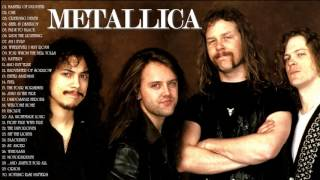 download lagu Metallica Greatest Hits - Best Of Metallica  30 gratis