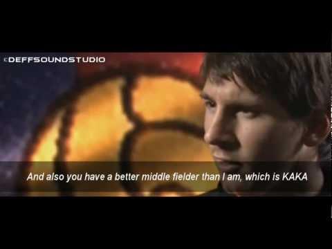 Cristiano Ronaldo Interviews Lionel Messi - Funny Interview