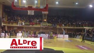 KB Peja vs Sigal Prishtina - atmosfera fantastike [HD]