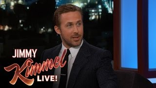 Ryan Gosling Reveals Awkward Oscars Moment