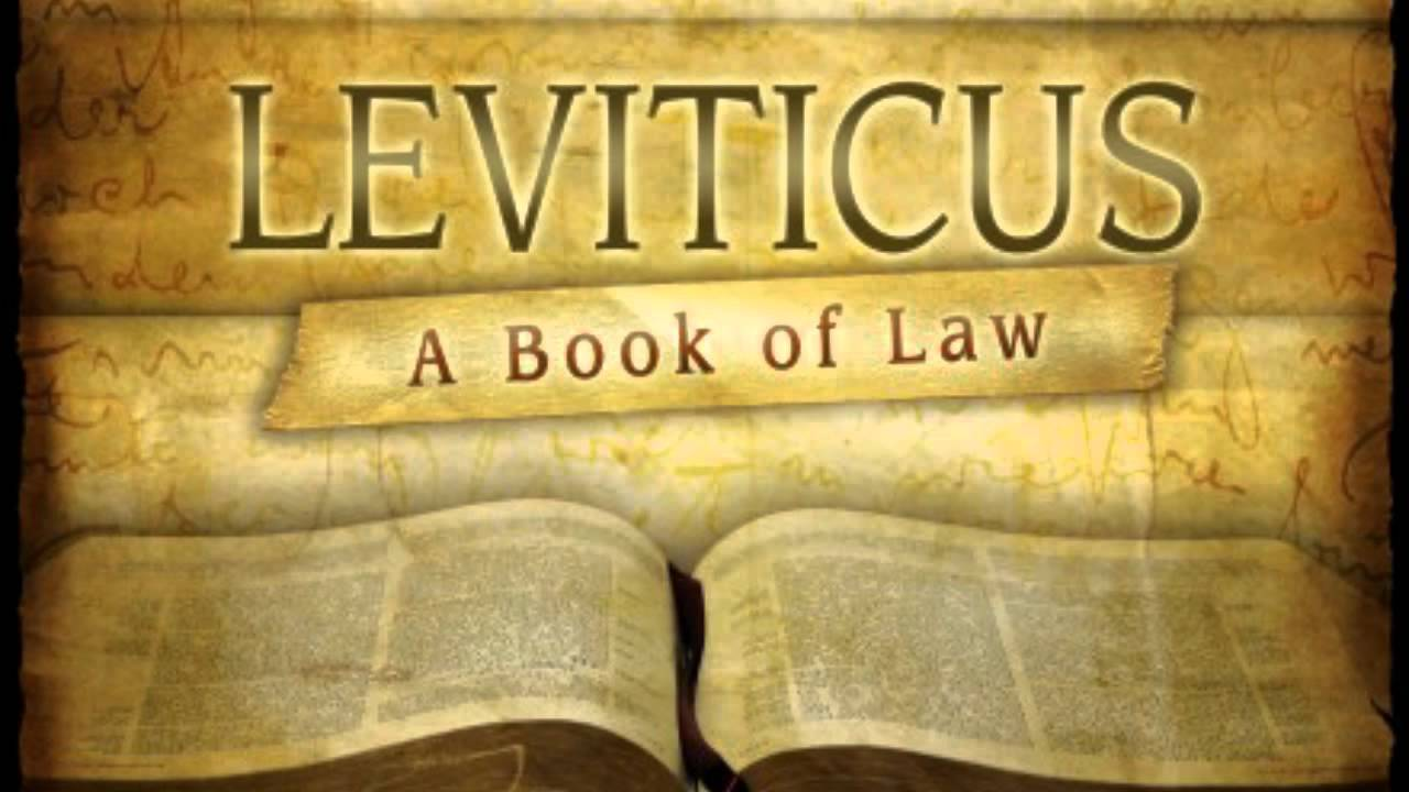 The Bible Leviticus Youtube
