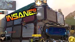 14-0 INSANE SEARCH AND DESTROY SNIPING!!! (BO3 PERFECT Sniping Gameplay)