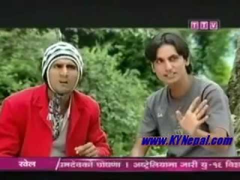 Gai Ki Trishul - August 14 2012 (Nepali Comedy Show)