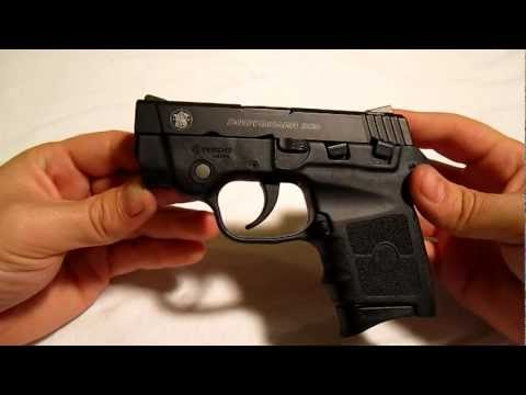The New Smith and Wesson 380 Bodyguard Pistol Review S&W gun