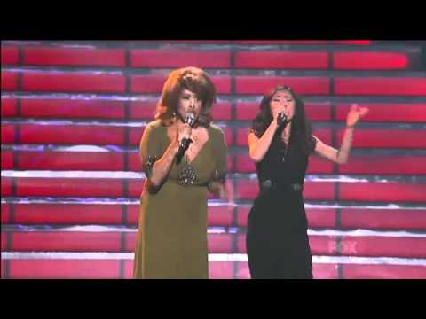 Jessica Sanchez with Jennifer Holliday - And I Am Telling You (duet)