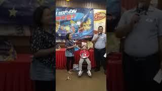#07.07.18  Bday wishes from Mamaton, Mamason, Ninang Shirl & Ate Shanelle