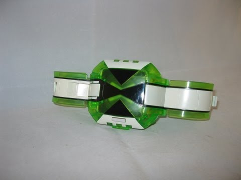 Ben 10 Omniverse Omnitrix Touch V2 Review