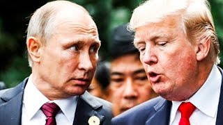 Is Putin Pulling Trump's Strings On South Korean Military Exercises?