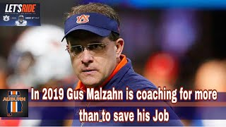 Gus Malzahn has more at stake in 2019, than just his job #WDE