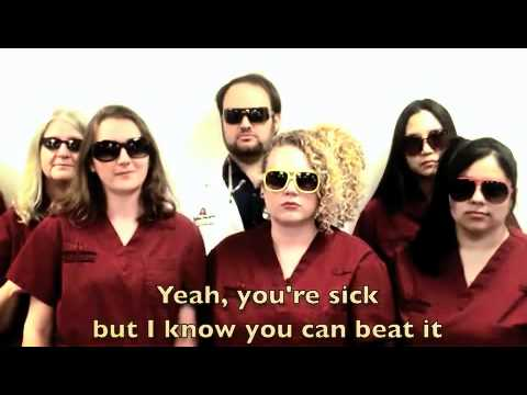 Mama Said be a Nurse (Mama Said Knock You Out nursing school parody)