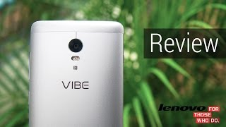 Lenovo Vibe P1 Review (5000 mAh Mammoth Battery)