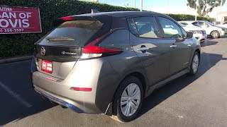 2019 Nissan LEAF Clovis, Selma, Fresno, Merced, Sanger, CA KC309344