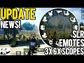 PUBG Mobile TIMI Studio UPCOMING UPDATE   SLR Emotes Replay and More! MP3